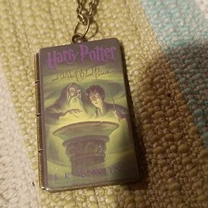 New harry potter necklace